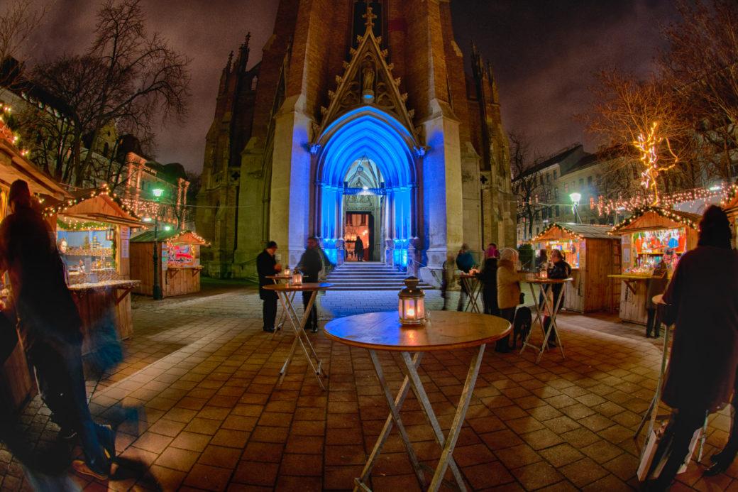 Weißgerber Adventmarkt - St. Othmar